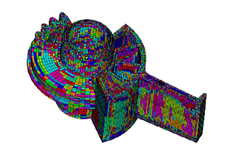 Moldex3D FEA Interface