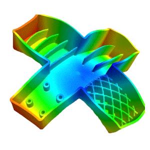 Moldex3D eDesign Warp